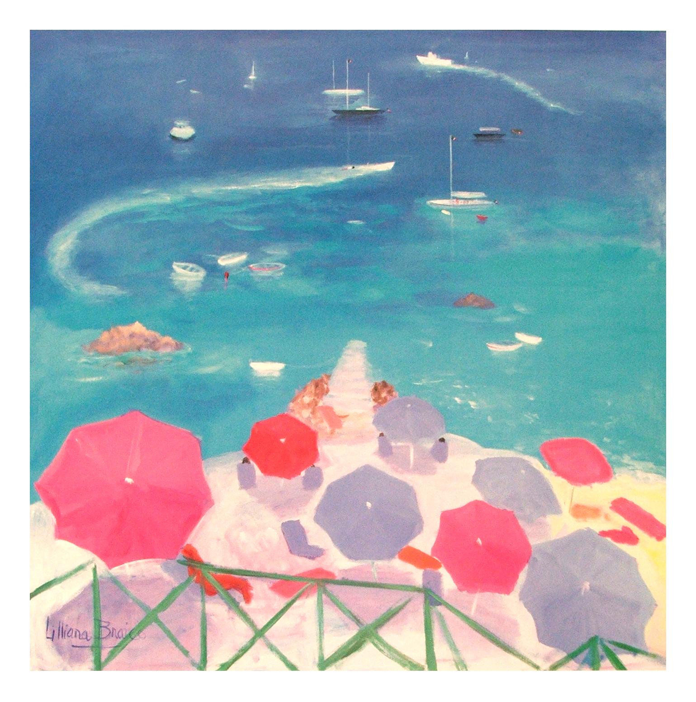 unknown by liliana braico classic prints