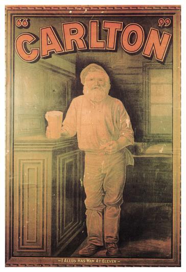Carlton, I Allus Has Wan at Eleven