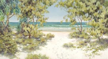 A Sea Change by Raelean Hall