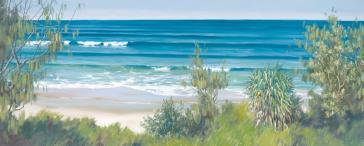 Shore Break by Raelean Hall