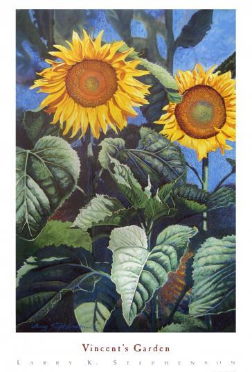 Vincent's Garden by Larry K. Stephenson
