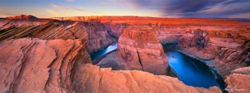 Horseshoe Bend, Colorado River, Arizona, USA by Ken Duncan