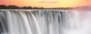 Victoria Falls, Zimbabwe by Ken Duncan