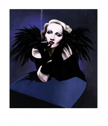 Marlene by Gill Del-Mace