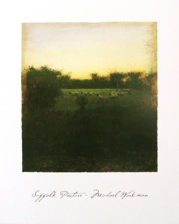 Suffolk Pasture by Michael Workman