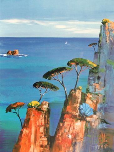Esterel Ete d'Azur 2 by Ferran