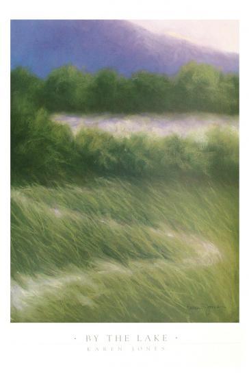 By the Lake by Karen Jones