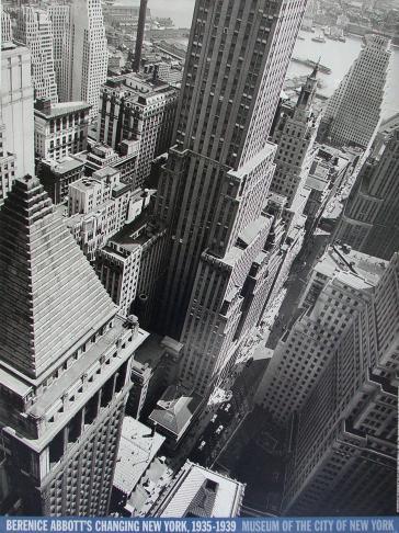 Changing New York, 1935-1939 by Bernice Abbott
