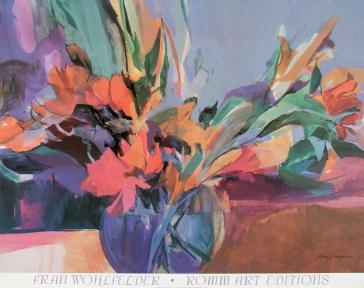 Symphony Bouquet by Fran Wohlfelder