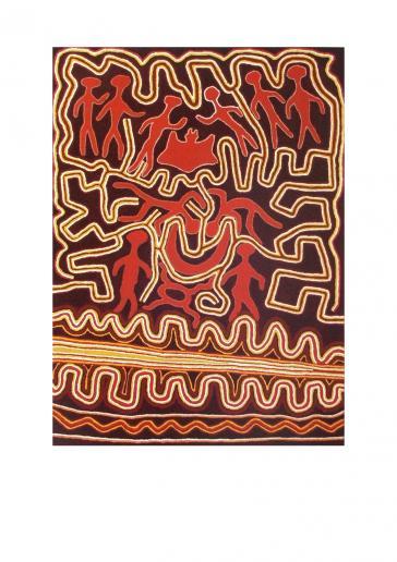 Kalykaylwurtu, 1988 by Jimmy Pike