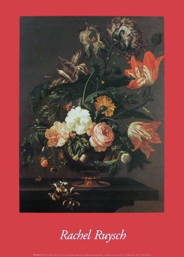 Flowerpiece by Rachel Ruysch