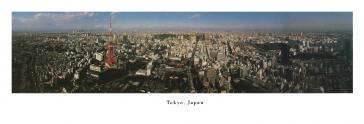 Tokyo, Japan by Mark Segal