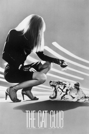 The Cat Club 2 by John Kisch