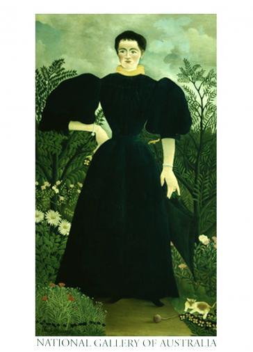 Portrait de Mme. M. (Portrait of Mme. M.), 1895 - 97