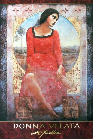 Donna Velata by Richard Franklin