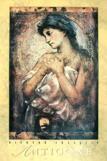 Antigone by Richard Franklin