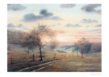 Landscape 1 by Ronald Schweitzer