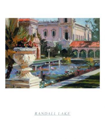 Balboa Park by Randall Lake