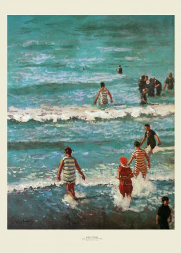 Bathers, Dieppe by Walter Richard Sickert