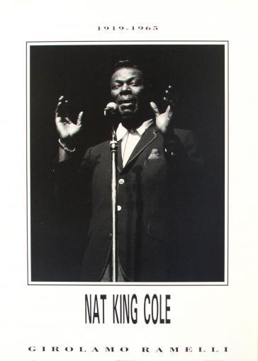 Nat King Cole by Girolamo Ramelli
