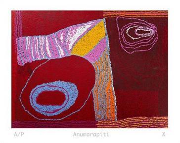 Anumarapiti (2) by Tommy Watson