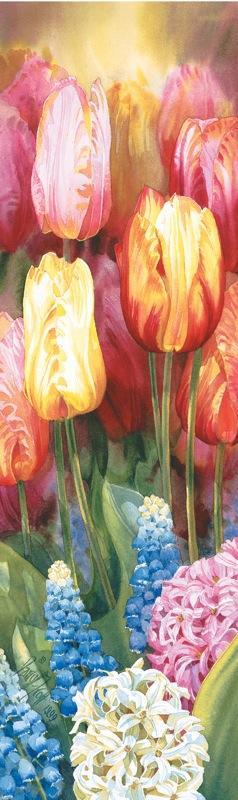 Breath Of Spring Right by Darryl Trott