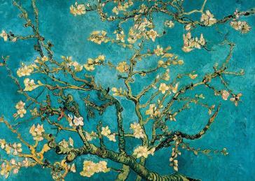 Almond Blossoms (Mandorlo In Fiore), 1890 by Vincent Van Gogh