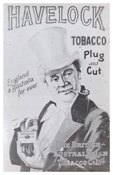 Havelock Tobacco Vintage Print