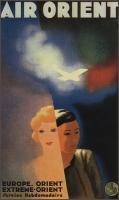Vintage Advertising, Air Orient
