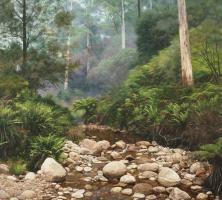 Crystal Creek by Mark Barnes