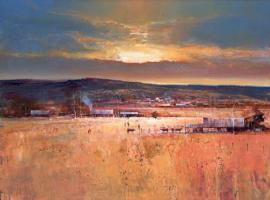 Last Light by Mel Brigg