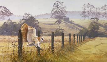 Morning Has Broken by Lyn Ellison