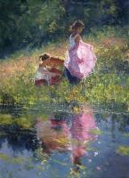 Reflective Moments by Robert Hagan
