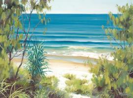 Beach Break by Raelean Hall