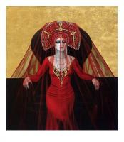 Lucrezia Borgia by Gill Del-Mace