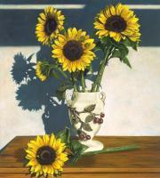 Sunflowers by Anna Rubin