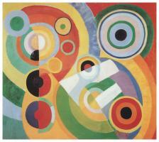 Rhythm, Joie de Vivre, 1930 by Robert Delaunay