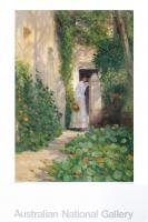 Nasturtiums, 1903 by Tudor St George Tucker