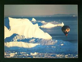 Illulissat Groenland by Jean-Luc Allegre