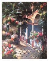 Garden Atrium 1 by Vera Oxley