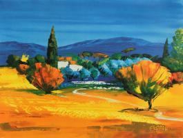 Mountins by Ferran