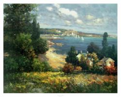 Summer Vista by Lancret