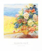 Seaside Blooms 2 by S.Burkett Kaiser