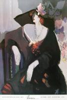 Francesca by Isaac Maimon