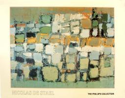 Fugue, 1952 by Nicolas De Stael
