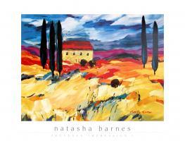 Provence Impressions 1 by Natasha Barnes