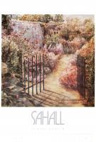 Floral Garden by Sahall