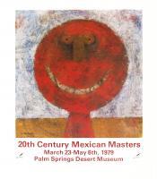 20th Century Mexican Masters - Rufino Tamayo