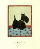 Scottish Terrier by Lanny Barnard