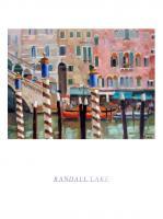 Gondola Poles by Randall Lake